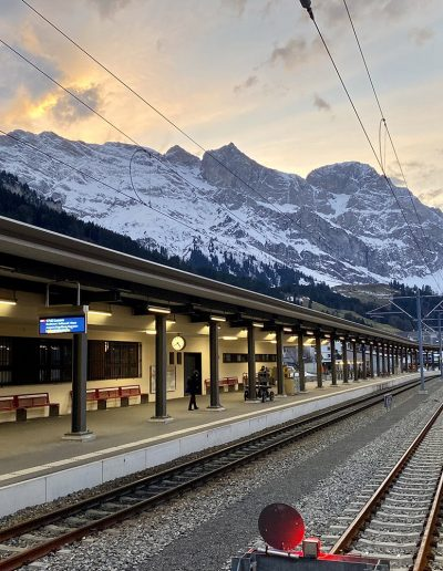 Engelberg Train Station